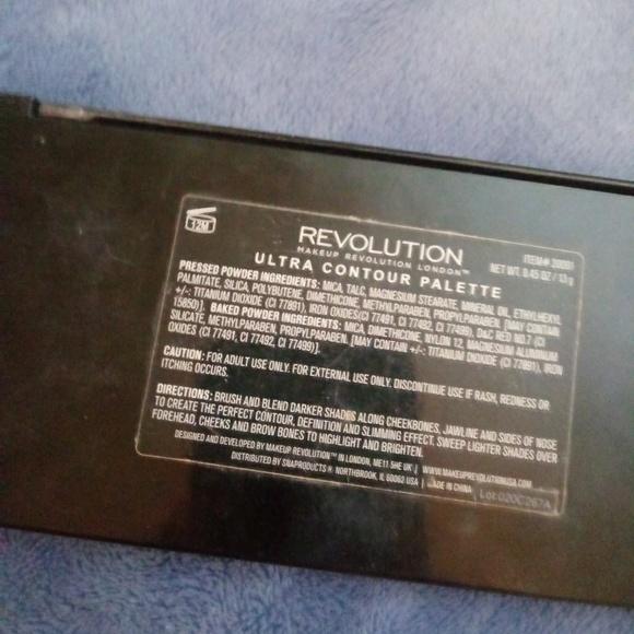 Revolution Other - Contour palette by Revolution